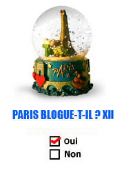 Hive O Clock - Paris blogue-t-il ?